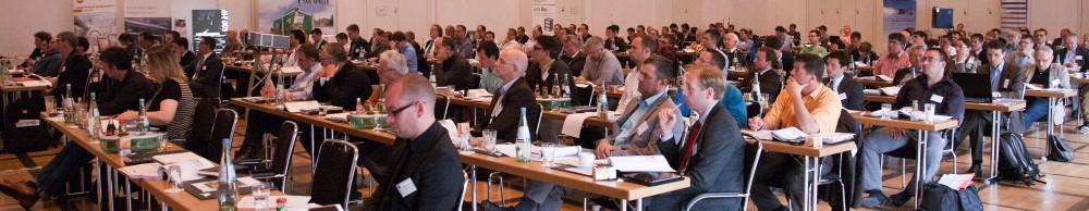 Teilnehmer der BHKW-Jahreskonferenz 2013 in Fulda