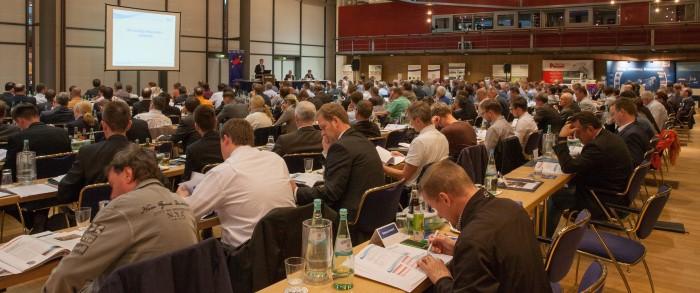 Teilnehmer der BHKW-Jahreskonferenz 2015 in Dresden