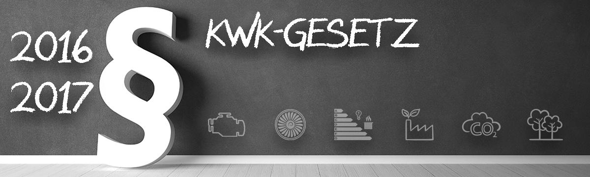 Titelbild KWKG 2016